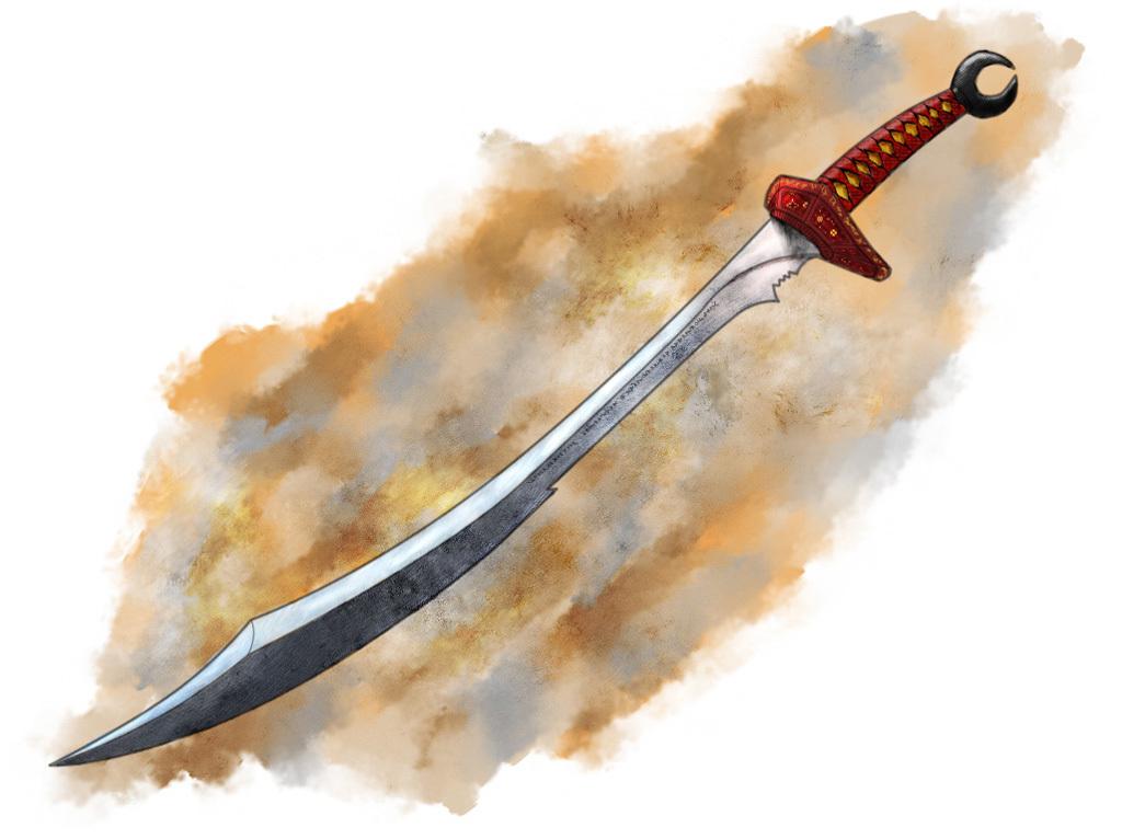 Fantasy Sword Concept Art By Araiel 2d Cgsociety