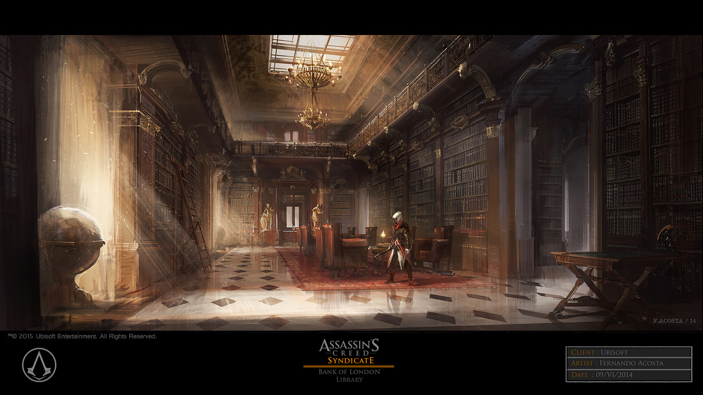 Assassin's Creed Syndicate Bank of England by bendal ...