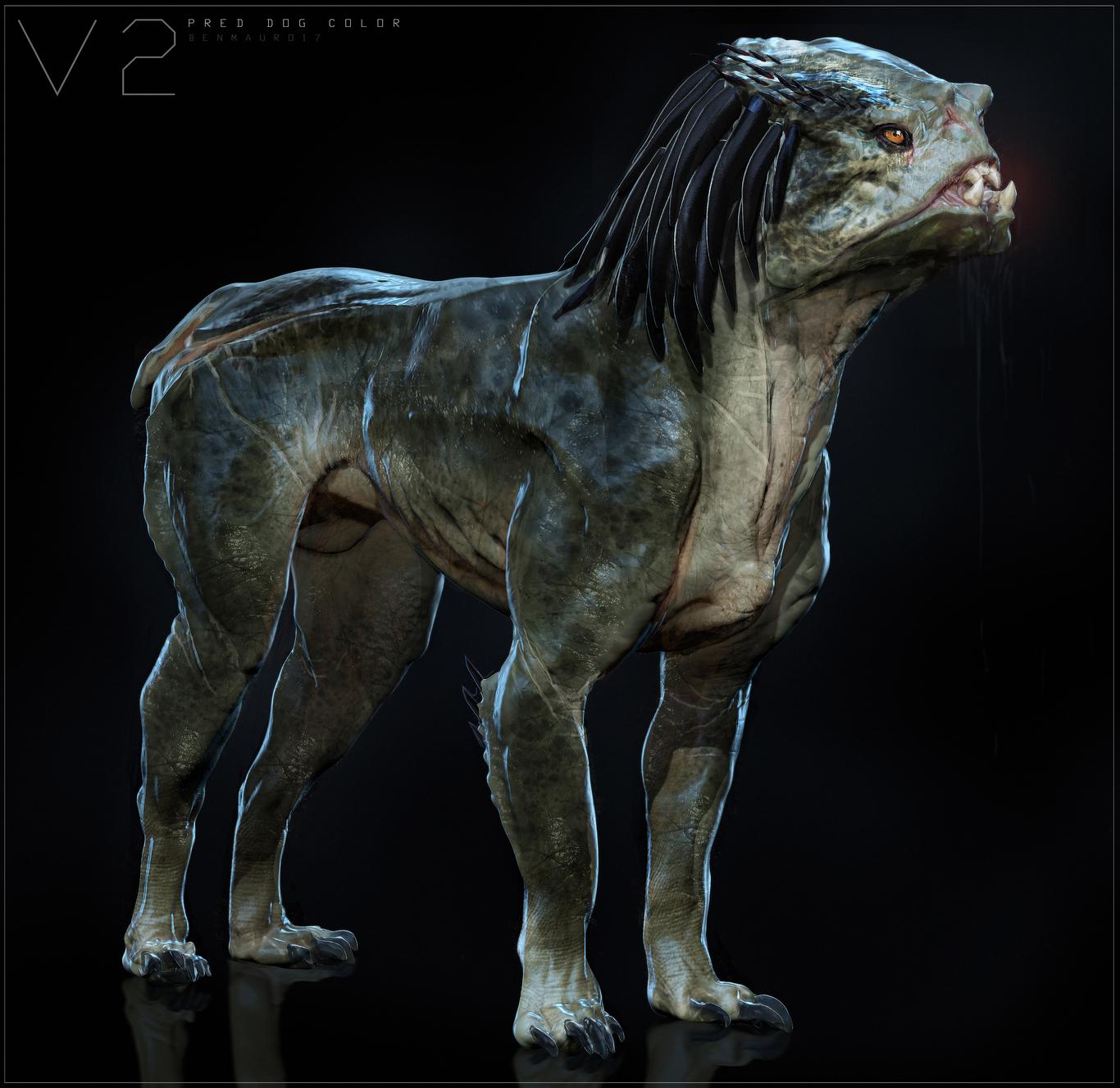 Benmauro predator dog 1 78a9461b 8icn