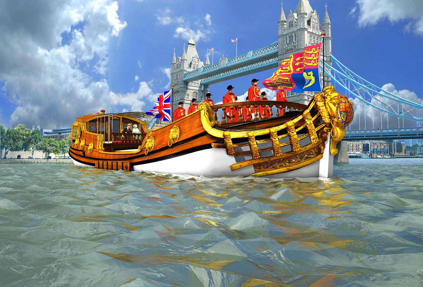 Bill d qdj royal barge bow  1 fc94a4f1 3tcc