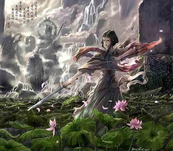 Breathing dance of lotus 1 372d9125 ew5t