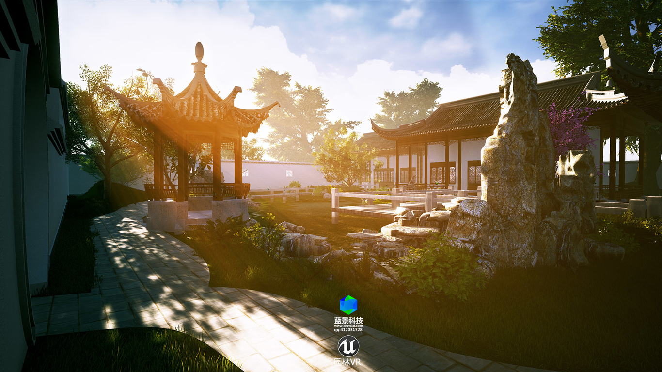 vr work made by unreal engine by chen3d | Architecture | 3D