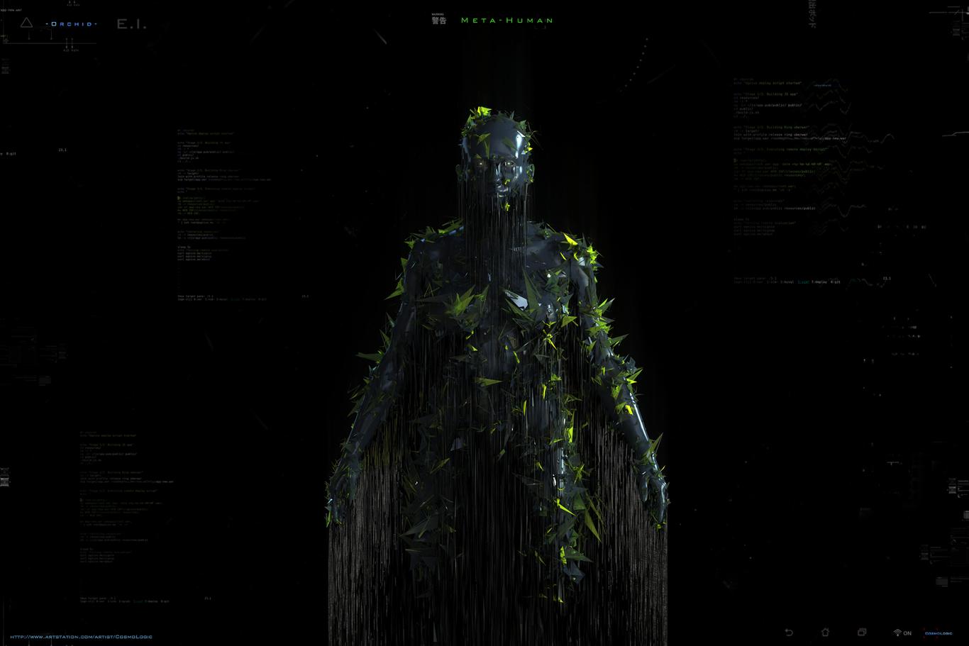 Metahuman. 01
