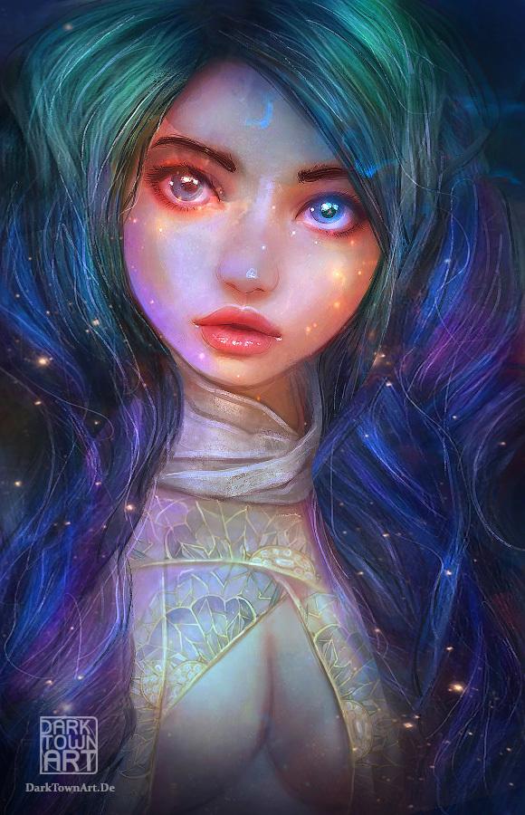 Darktownart galaxy mermaid 1 9371957d gvdz
