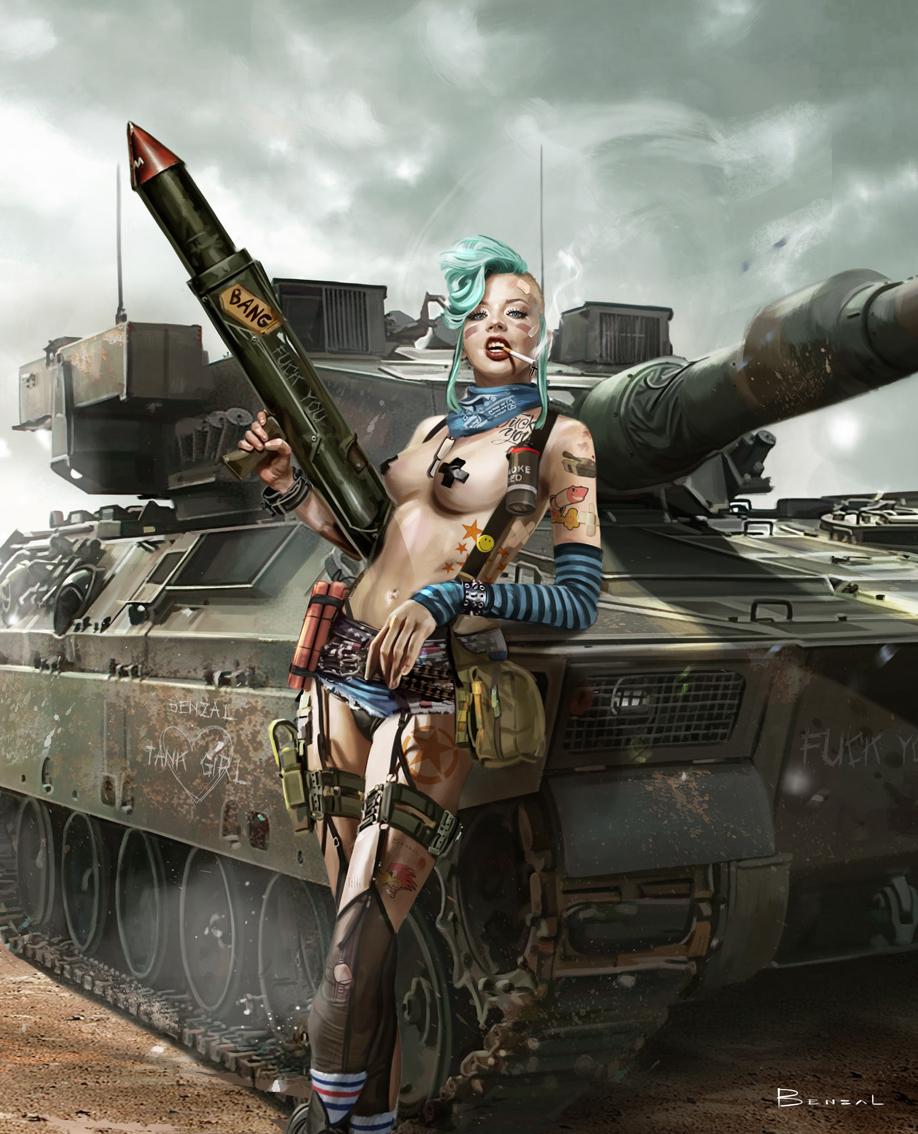 Davidbenzal tank girl 1 625c696e pte3