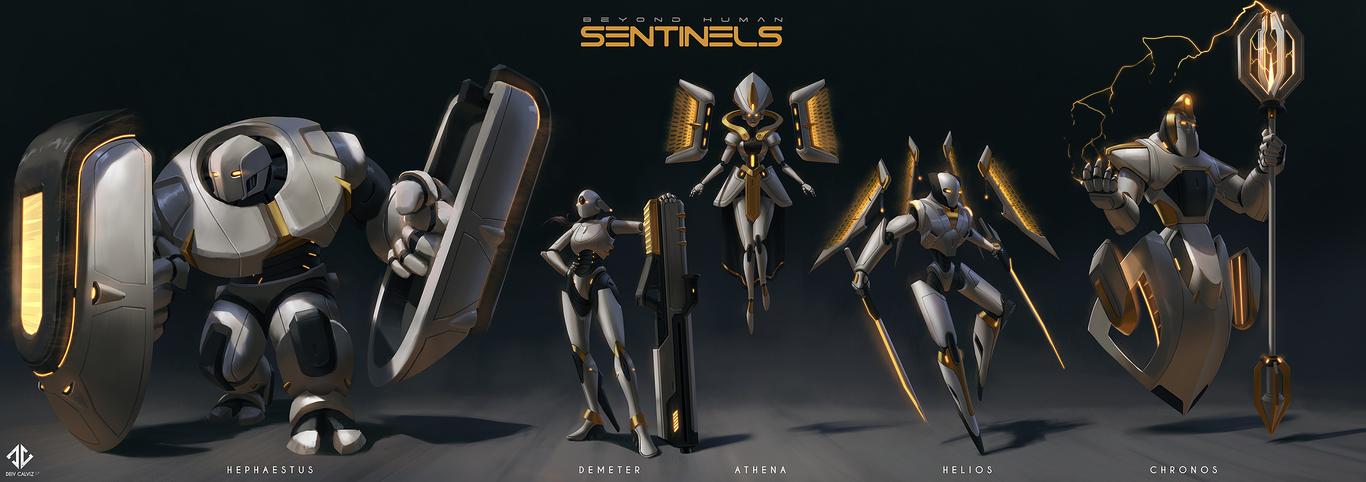 Deivcalviz beyond human sentine 1 7bcdaa46 7ox8