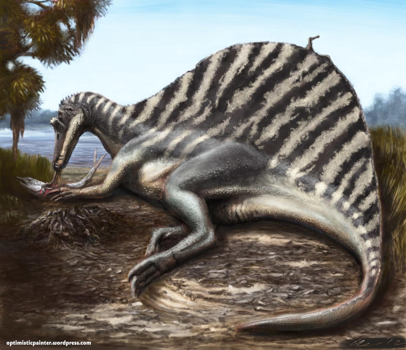 Evilgnome spinosaurus mum take 1 c96fbd2d oki8