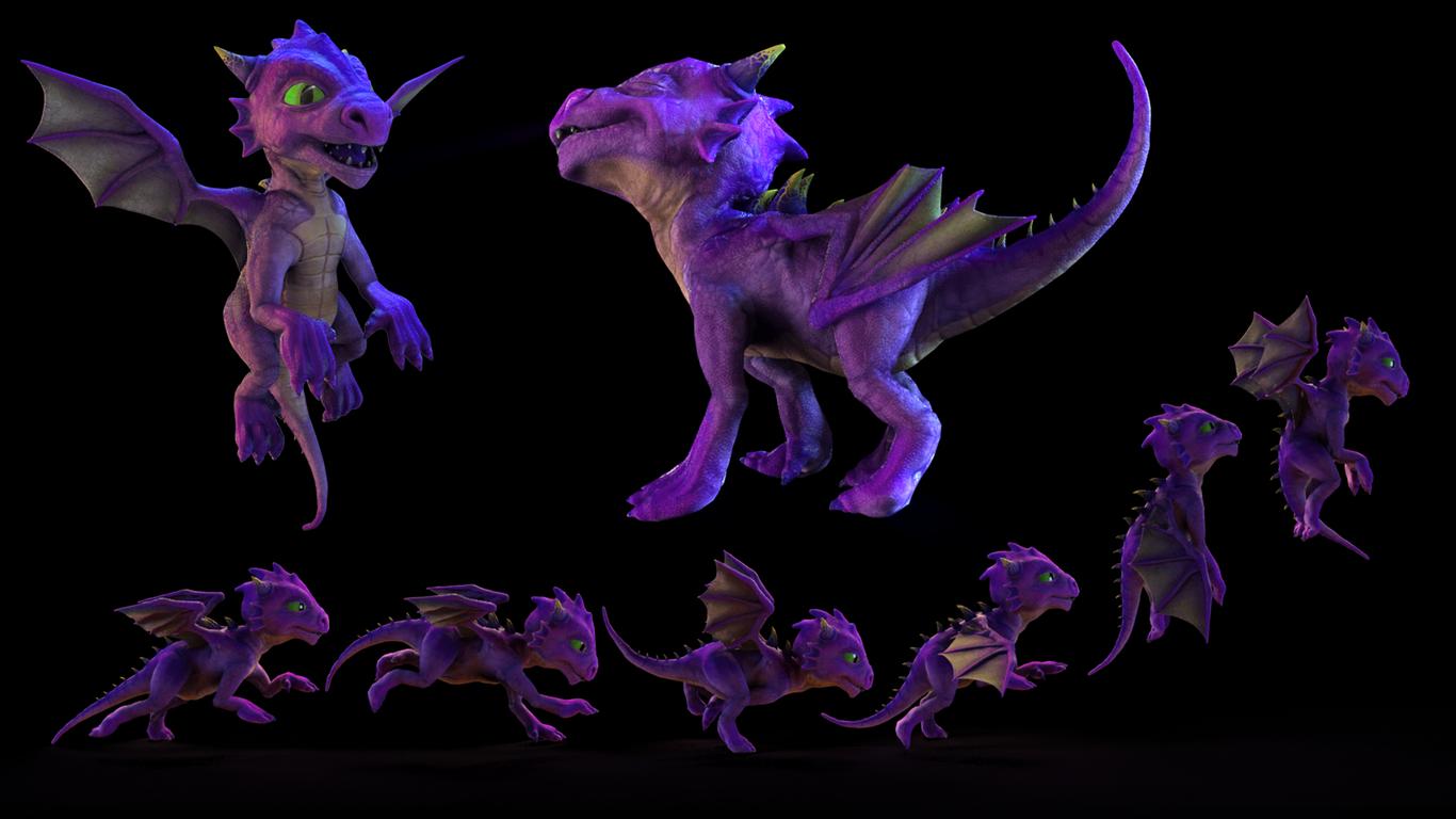Fabio4 droi the baby dragon 1 623241f4 7ruc