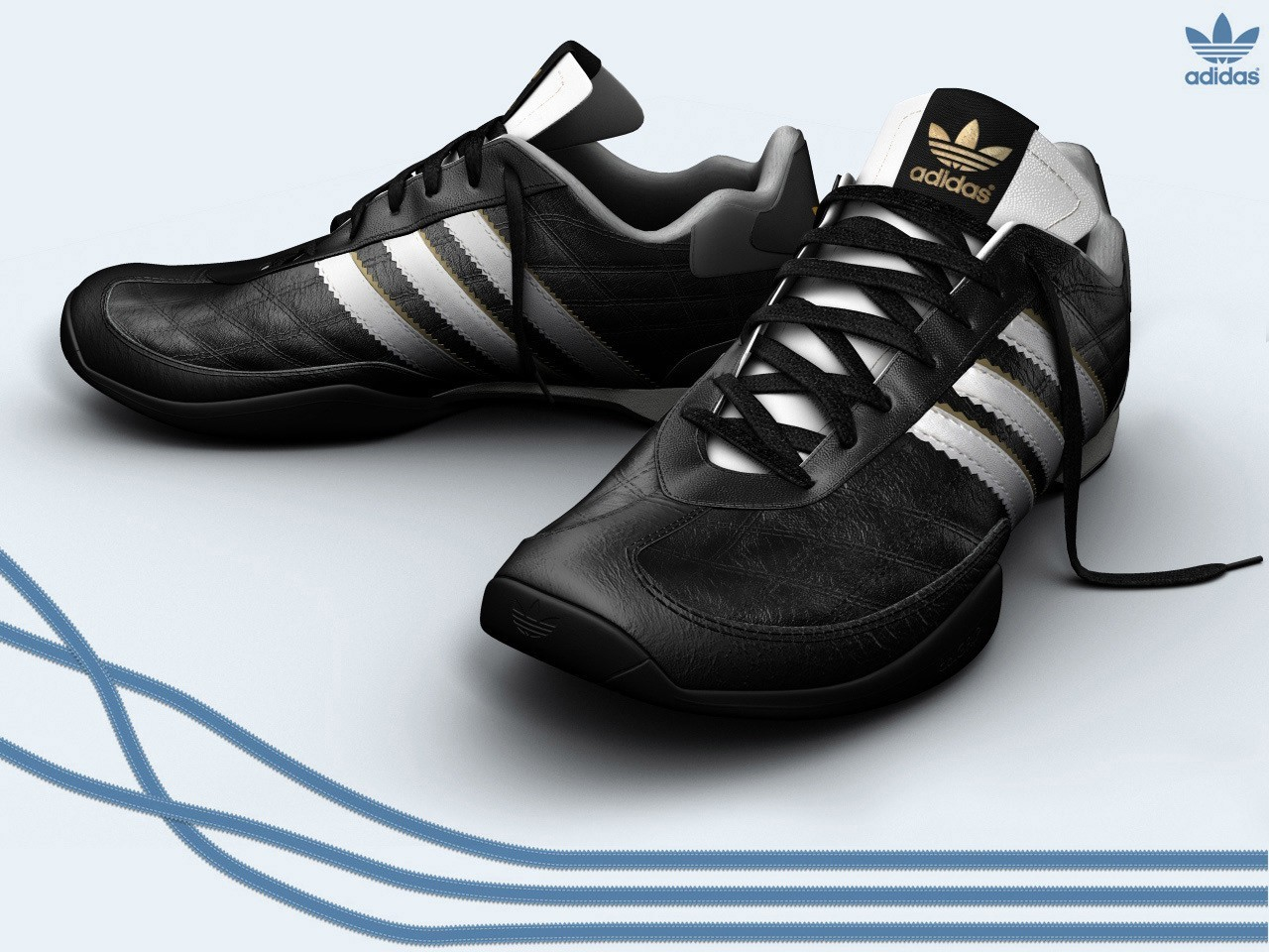 Adidas shoes by gode | 3D | CGSociety