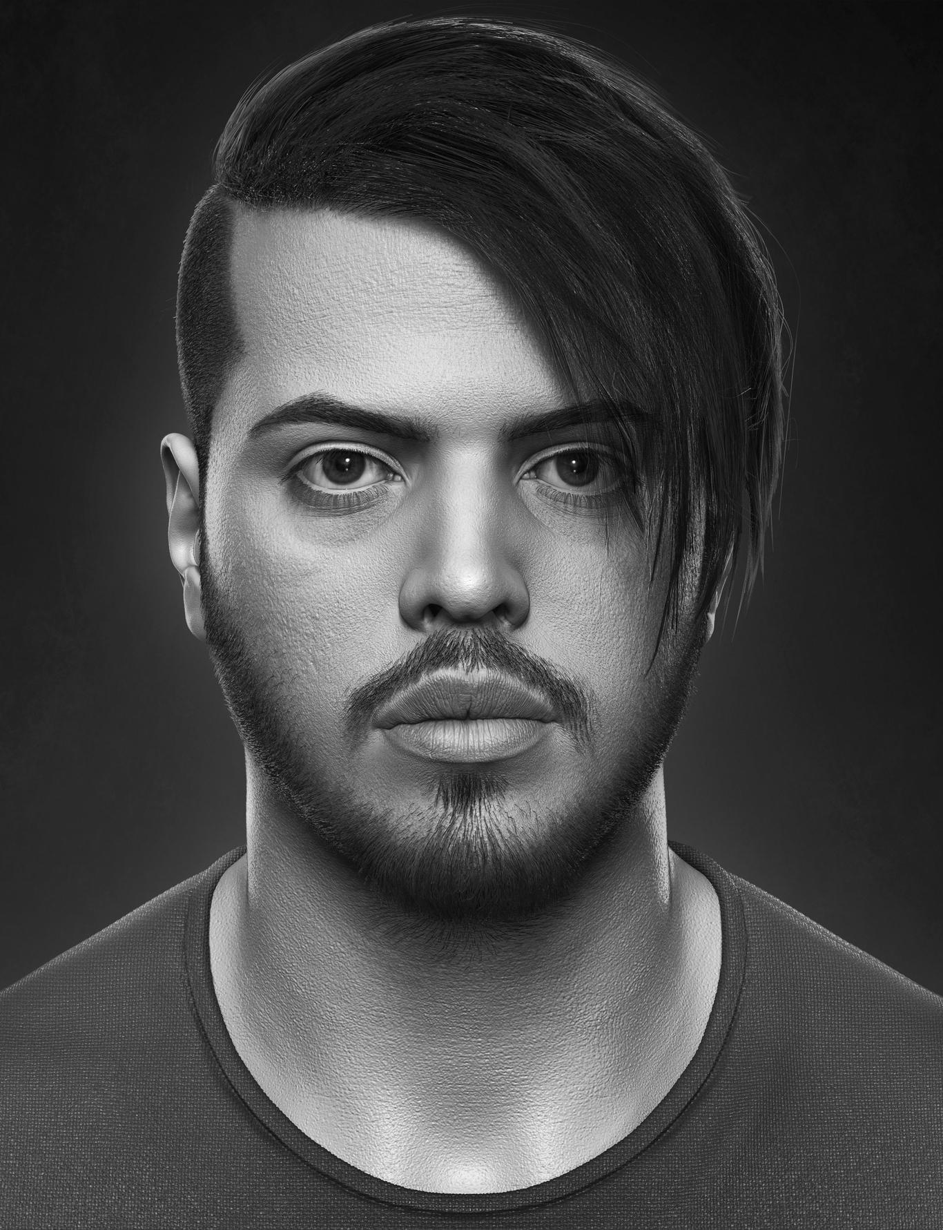 Hosseindiba self portrait wip 1 a80cdab6 tner