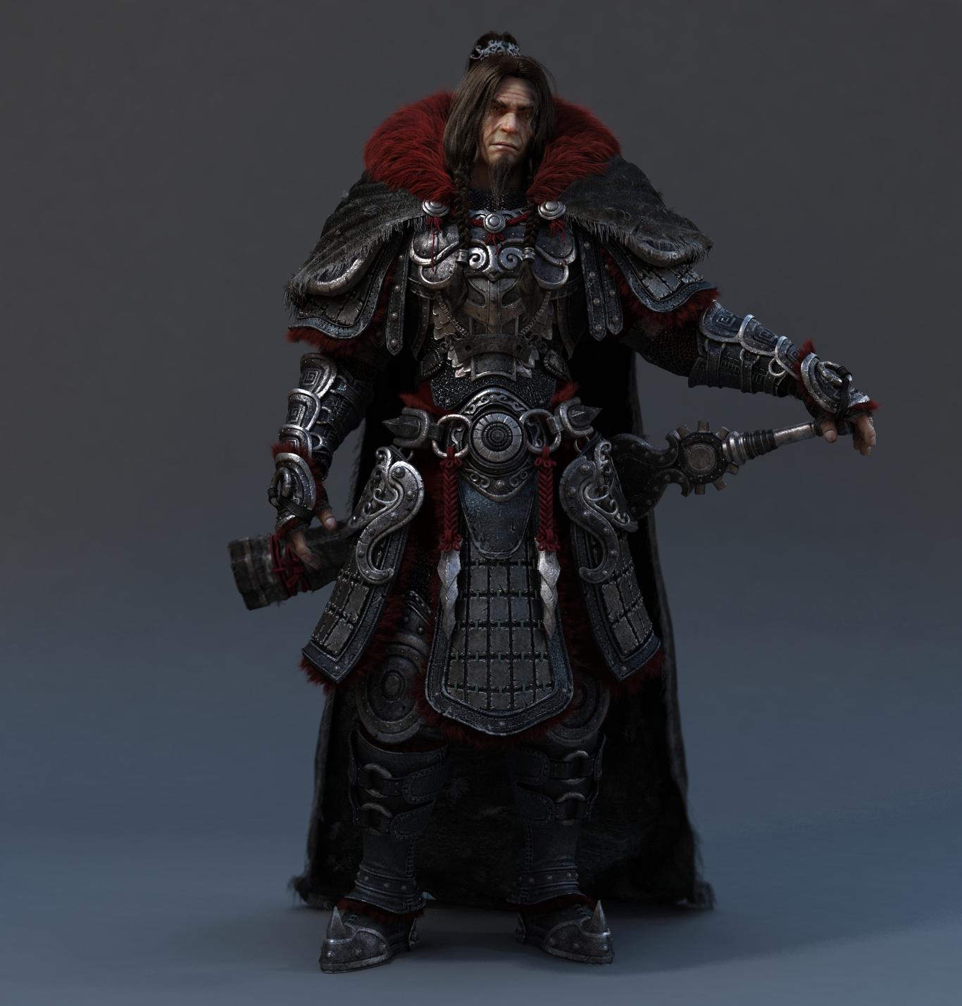 Huan gu gu cg ancient warrior 6 1 b1ec1173 726q