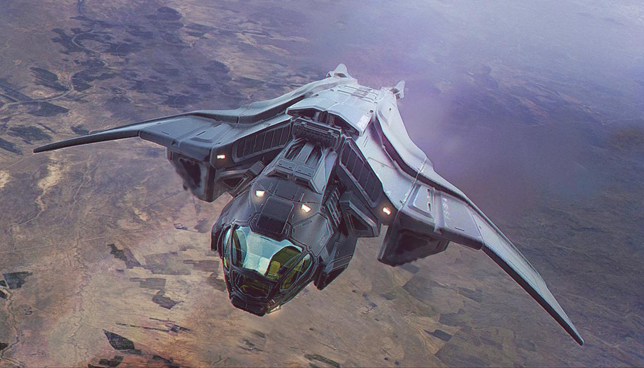 future rocket ship - 1280×732