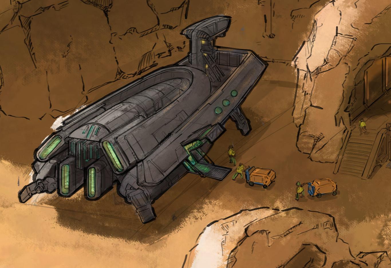 Lucasgreen smugglers cave 1 37318bfe vntv