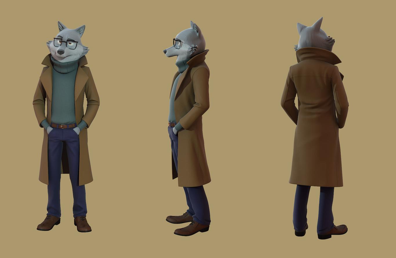 Wolf turnaround