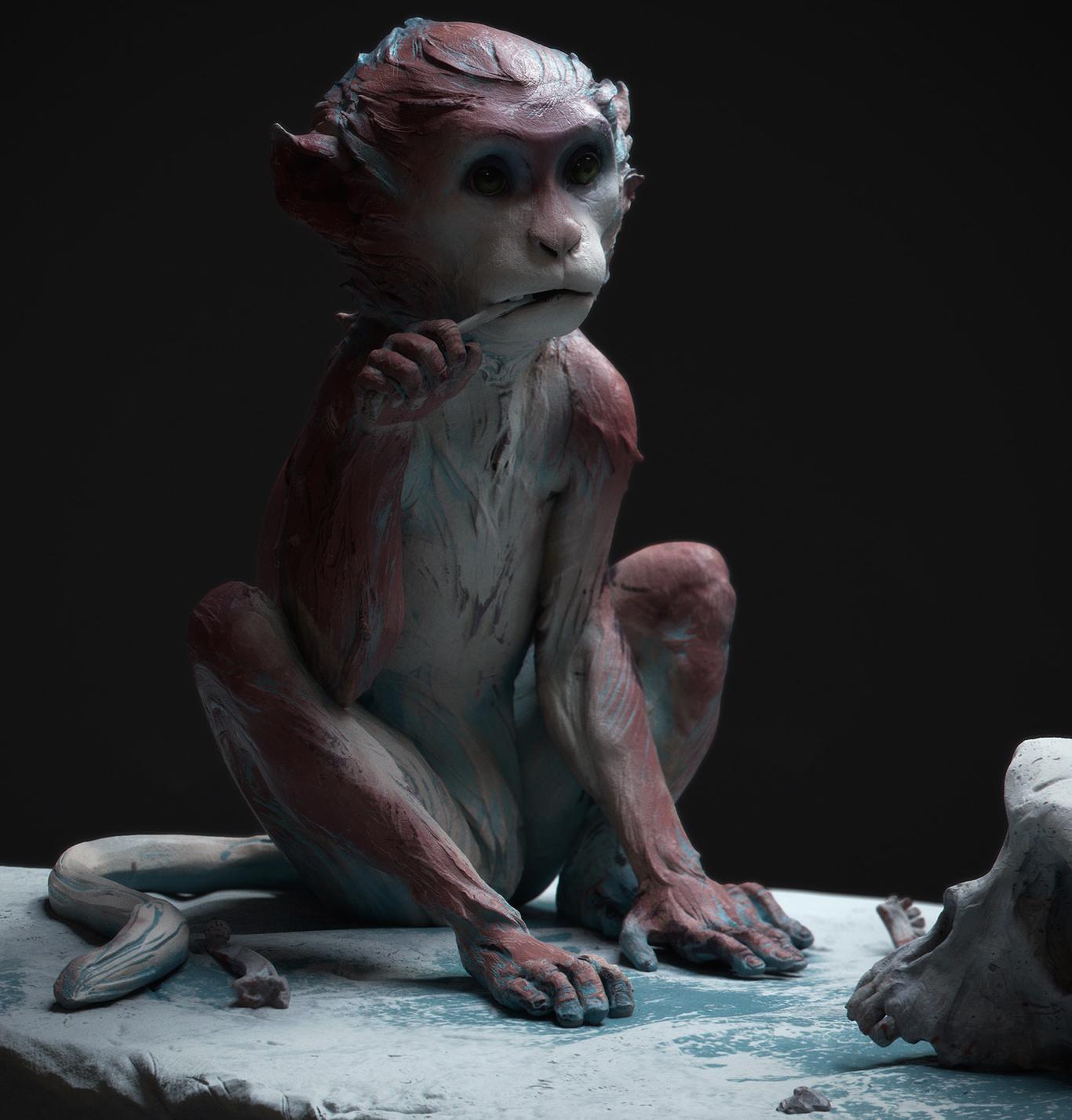 Mariapanfilova monkey family 1 6318571e xgnw