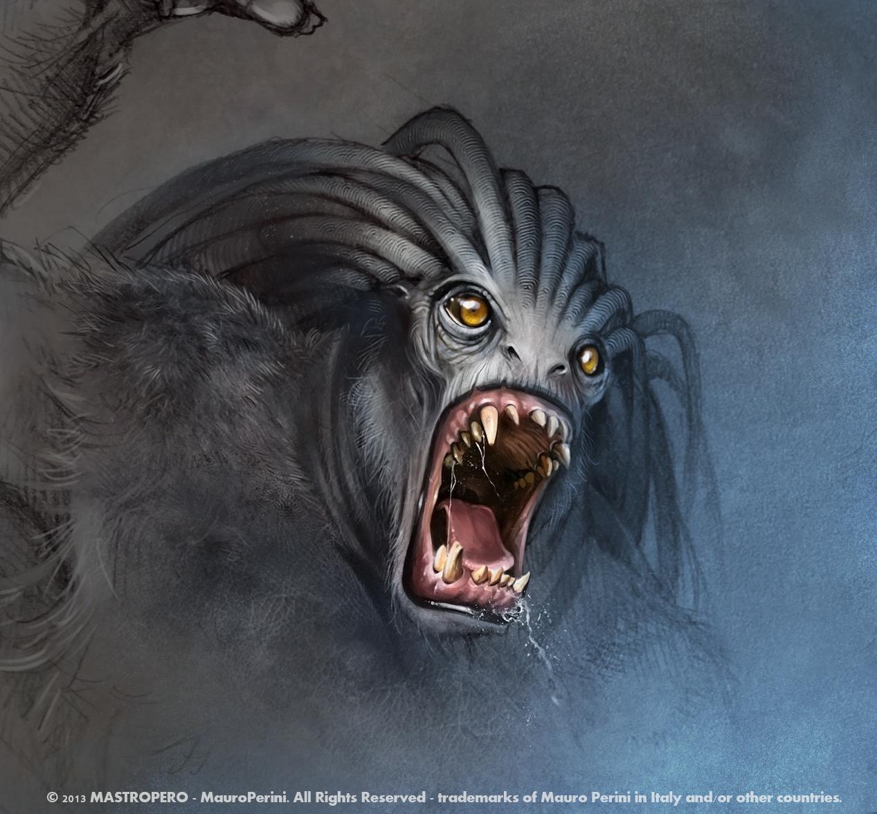 Mastropero creature 1 8547fade wmgs