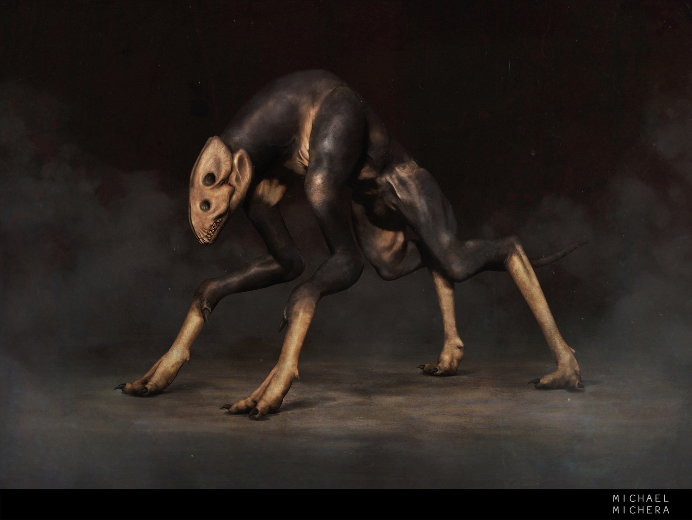 Creepy Scavenger 2D