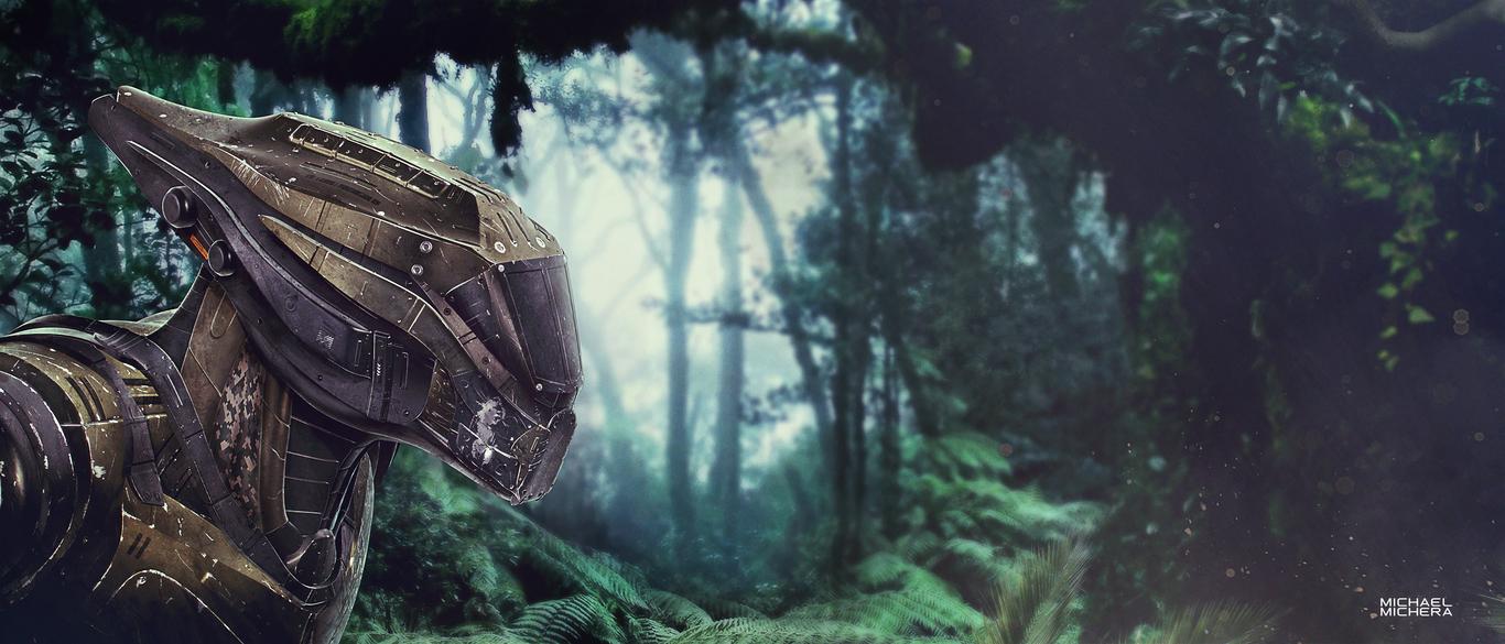 Jungle Droid