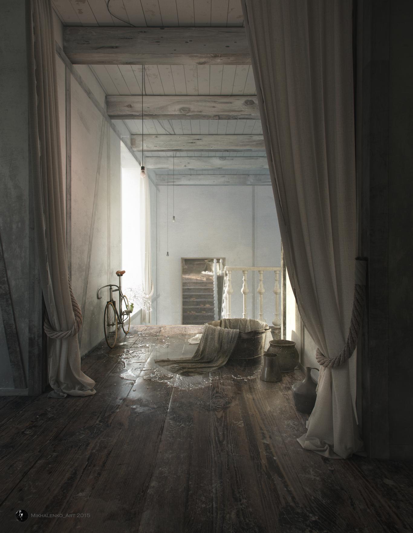 Mikhalenko the house is empty n 1 88d90179 mmkr