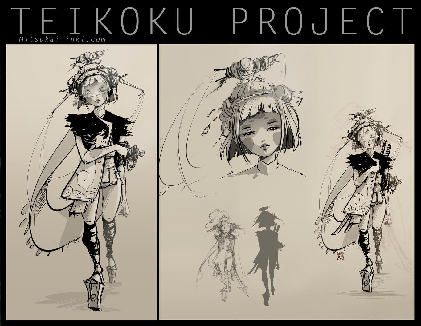 Mitsukai inki teikoku project miko 1 03a5bc1a b4h0