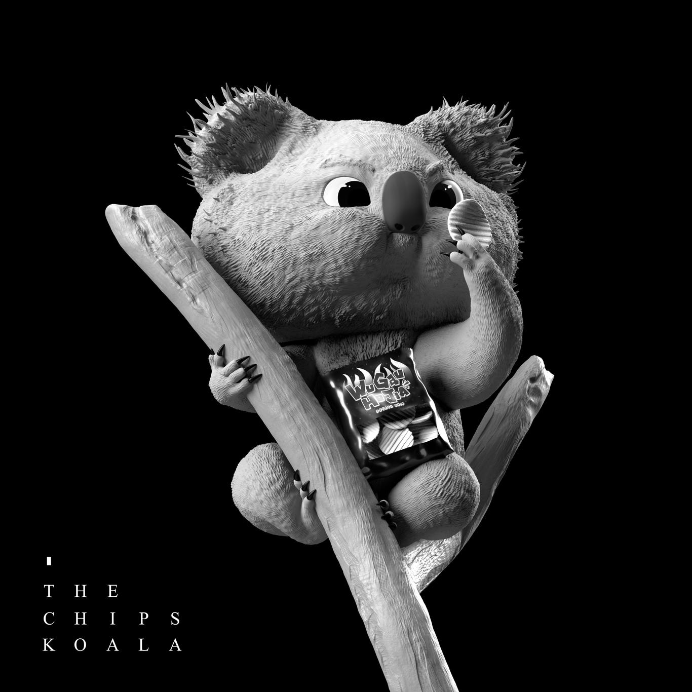 Nick2222g2 the chips koala 1 0a60edad 7vcs
