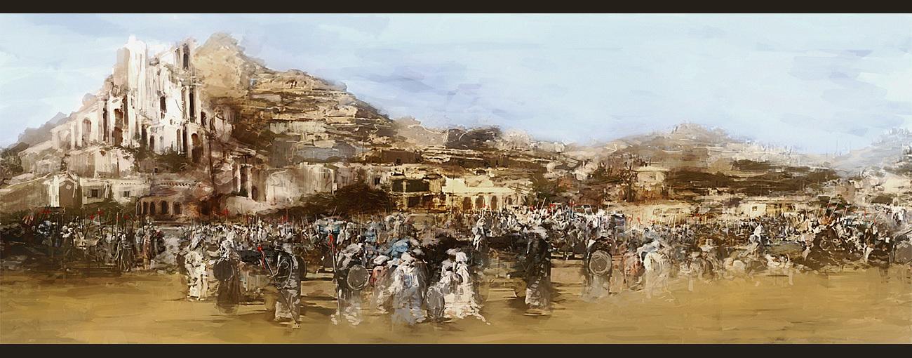 North advancing army 1 8339ab1e p9yy