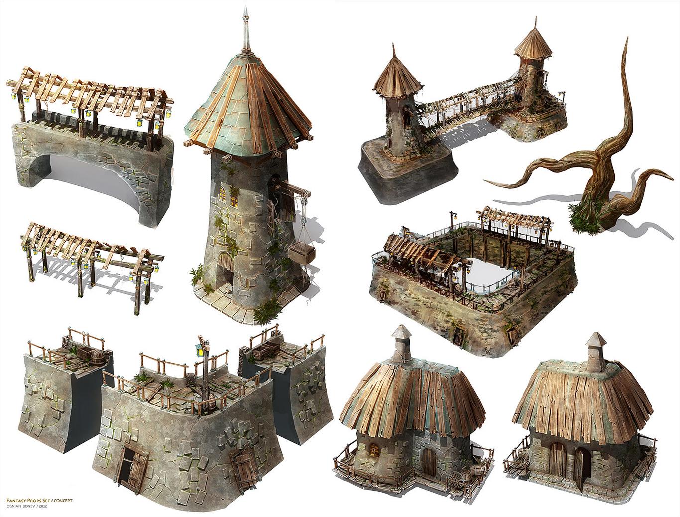 North fantasy props set 1 be005d19 br1w