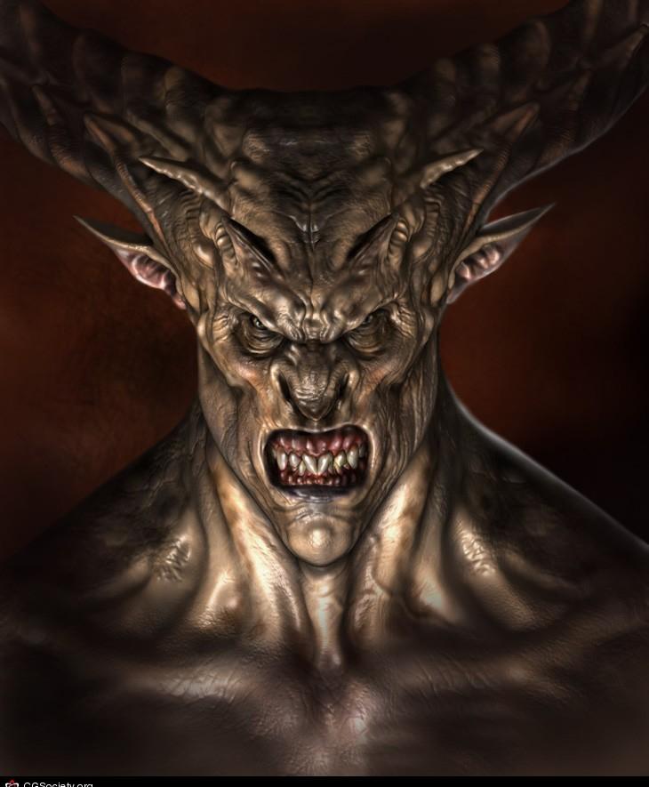 Картинки кто такой сатана