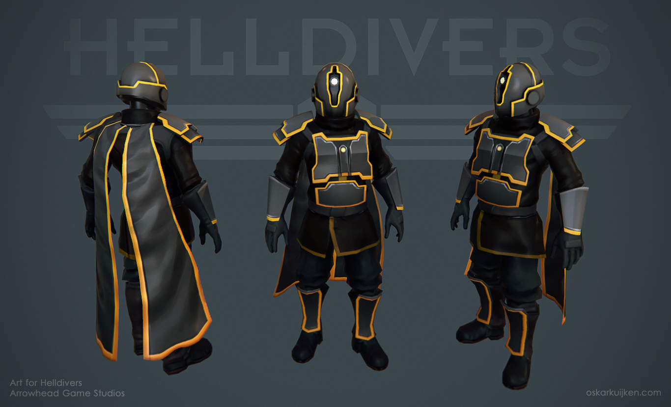 Black Ops - Helldivers