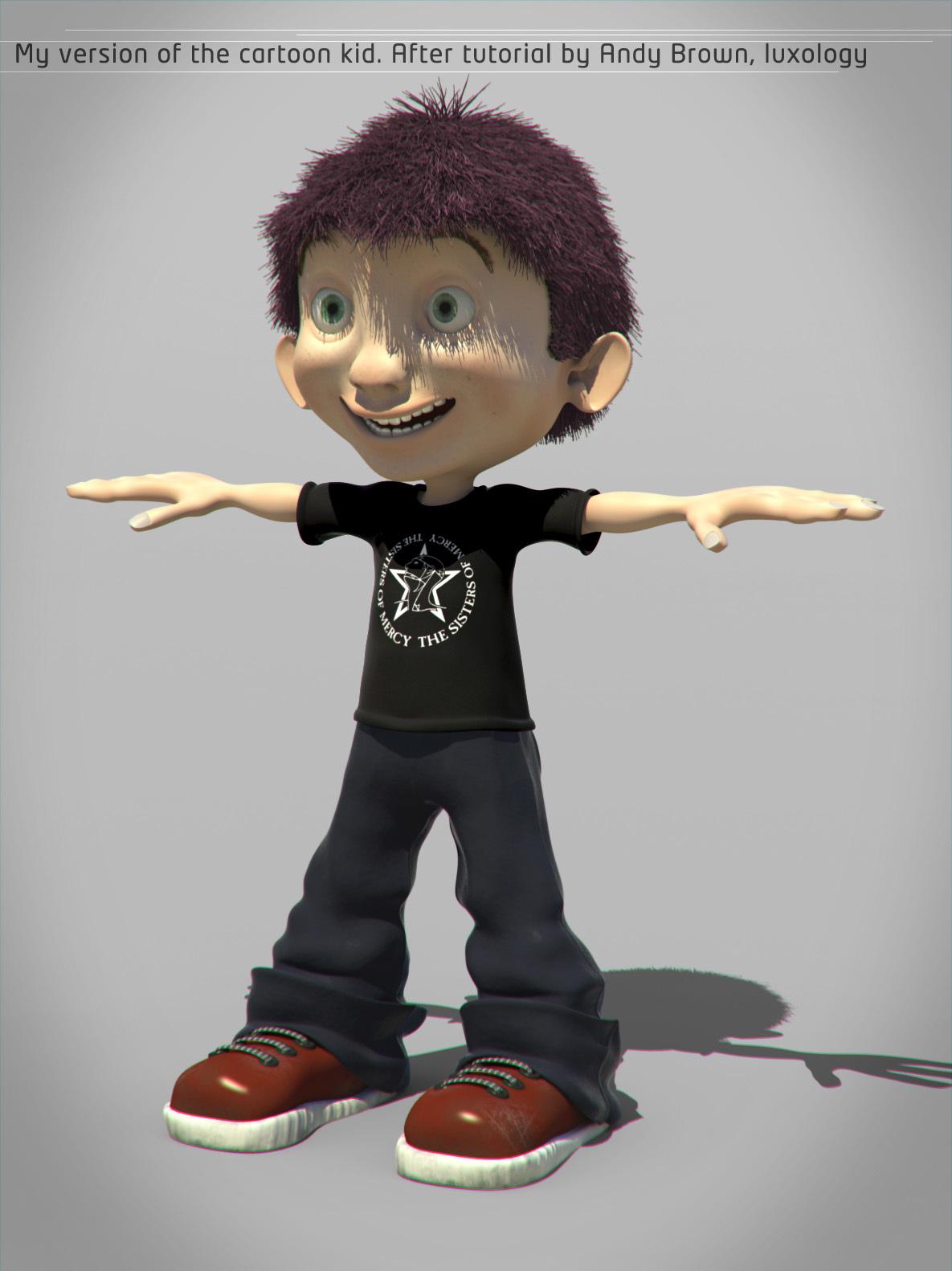 Profusion cartoon kid 1 2333d4f9 5frg