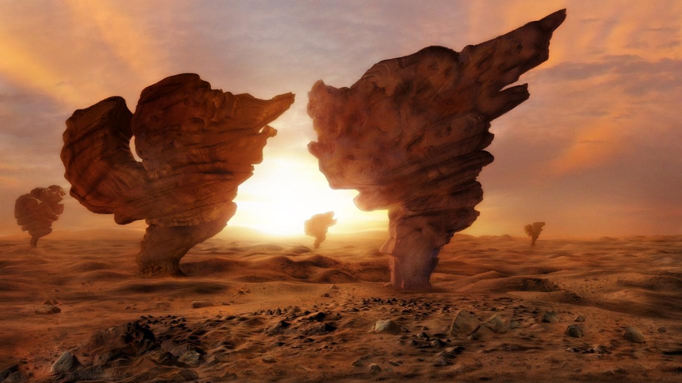 Schaal desert digital matte 1 6882647c 07de