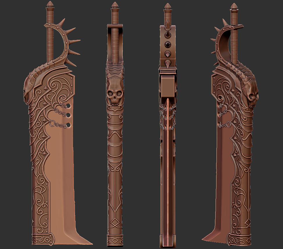 Sword HP
