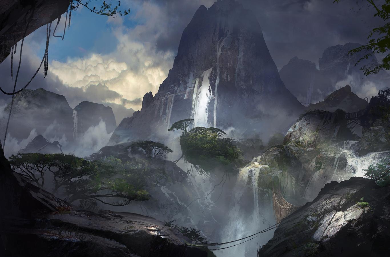 Sergey zabelin waterfall 1 654a21ce b5hq