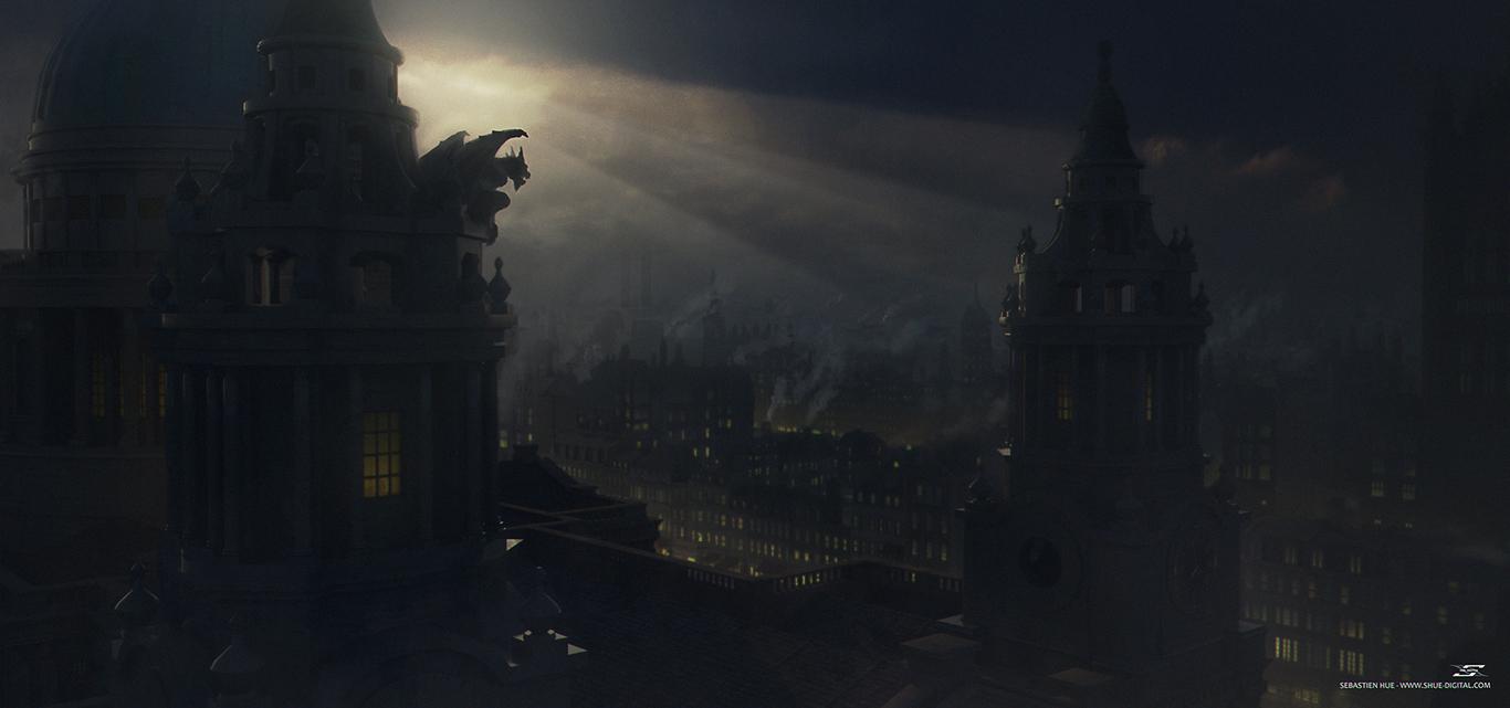 The Gargoyle Of London