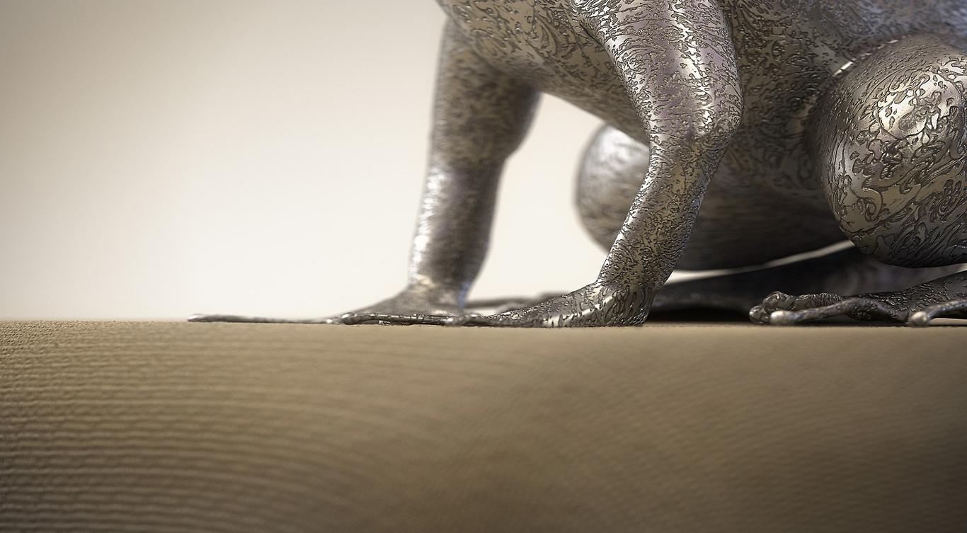Simmsimaging silver filigree frog 1 14038f5e kk1j