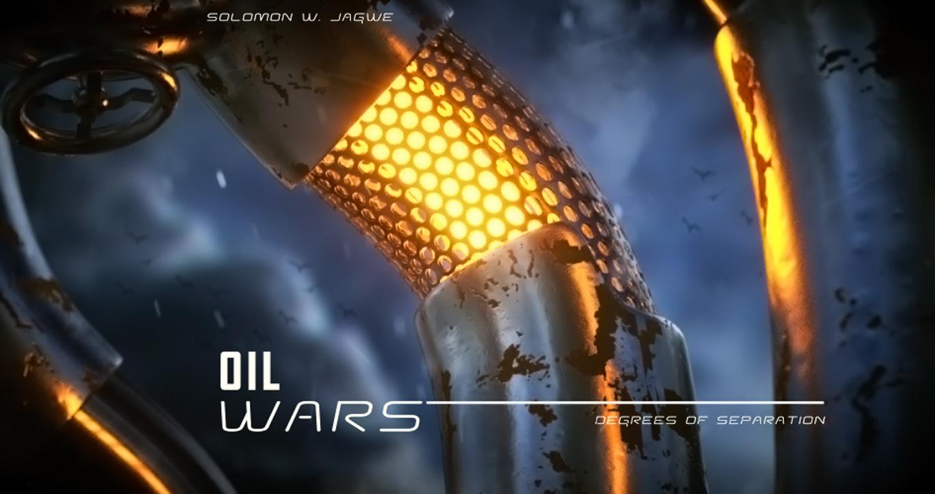 Solomon oil wars degrees of  1 1dafa3db 1stp