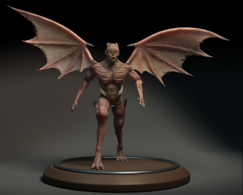 Spaik demon test model 1 afefc334 0reg