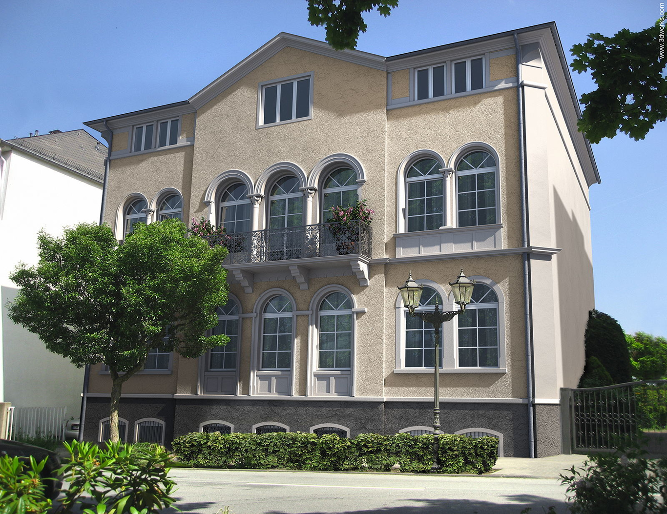 Threedeworks neo classical villa  1 75a896af m9ro