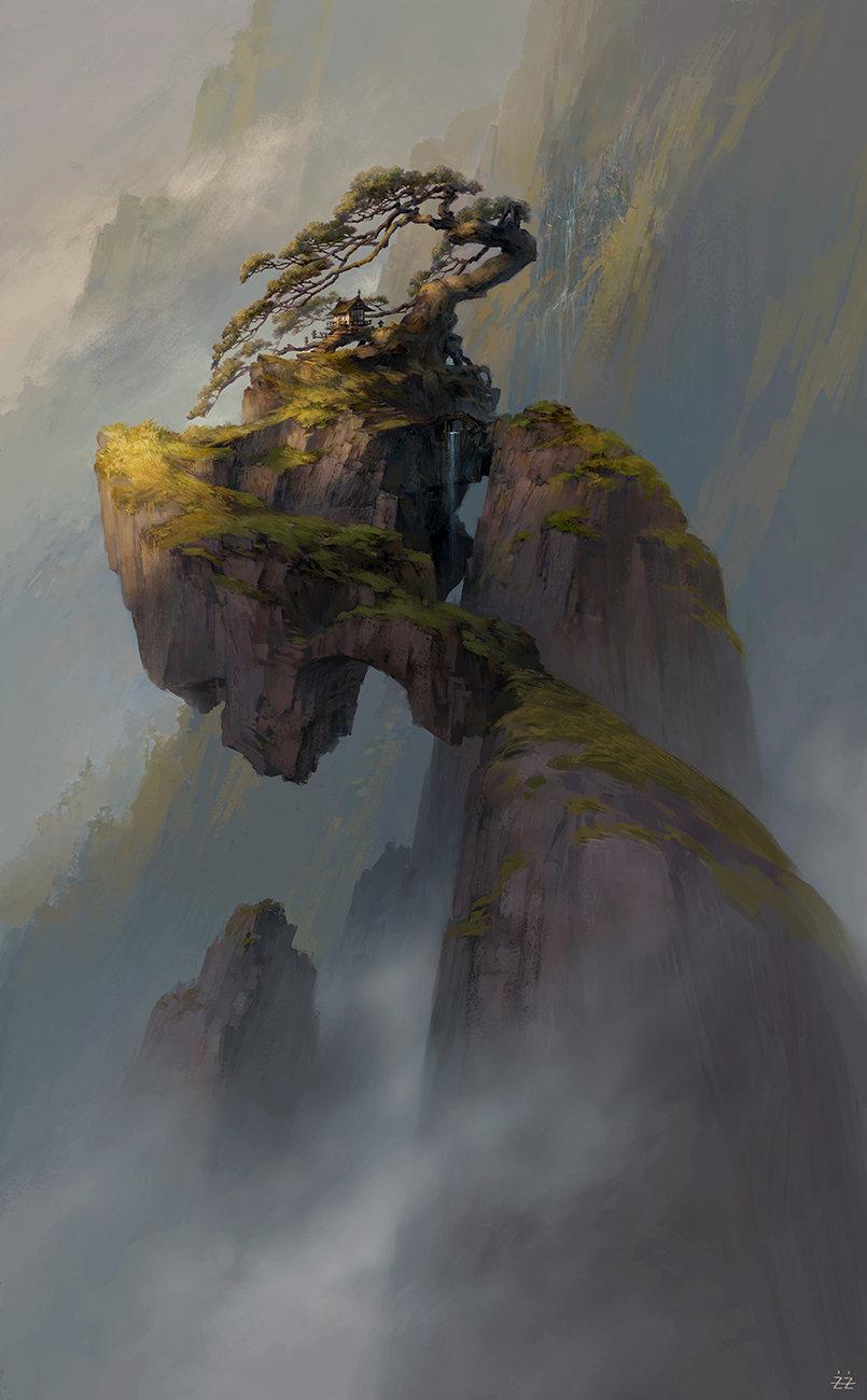 Tianhua x qianyuan mountain 1 2e7ca36a j06r