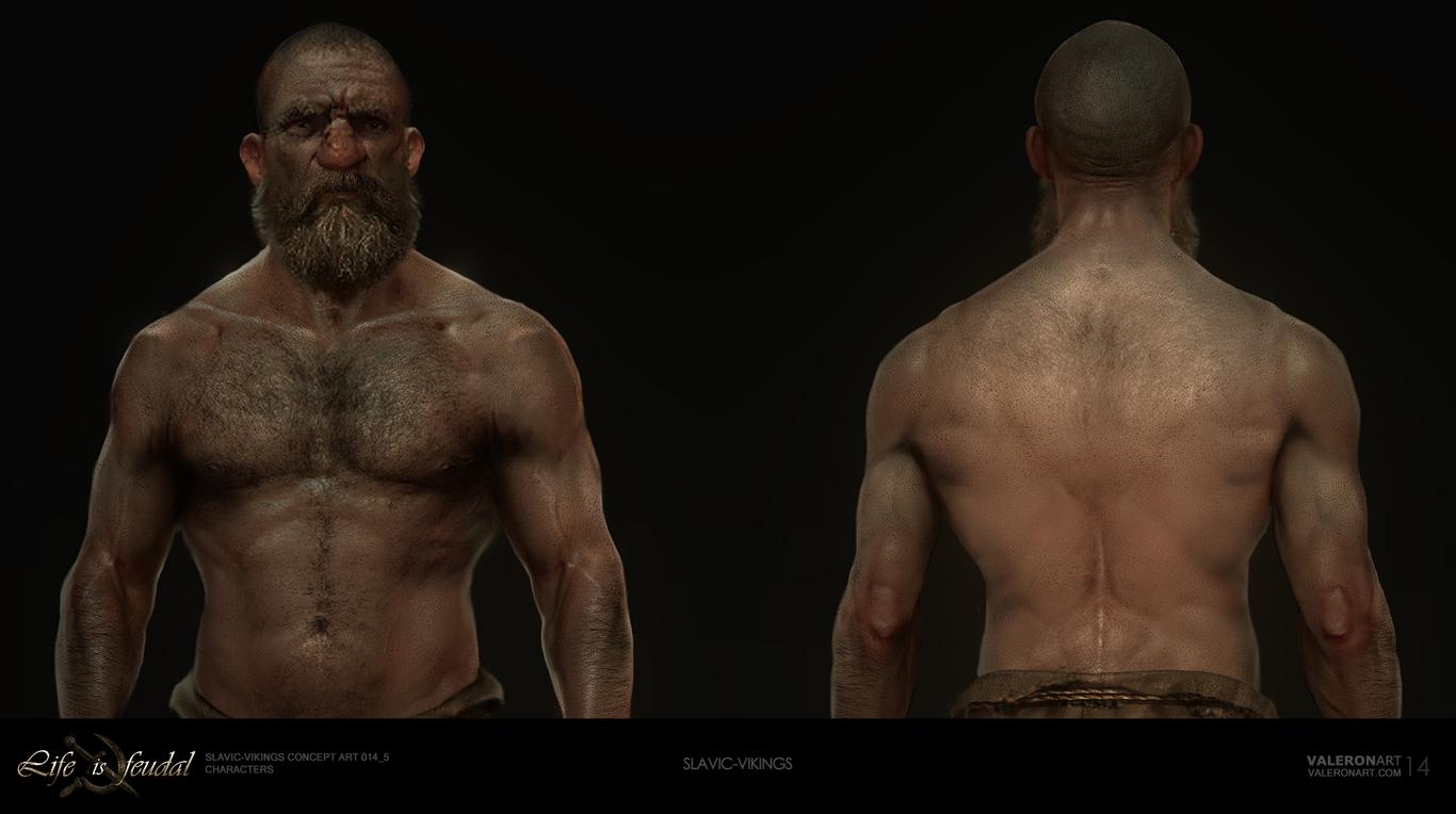 Vikings Concept Art