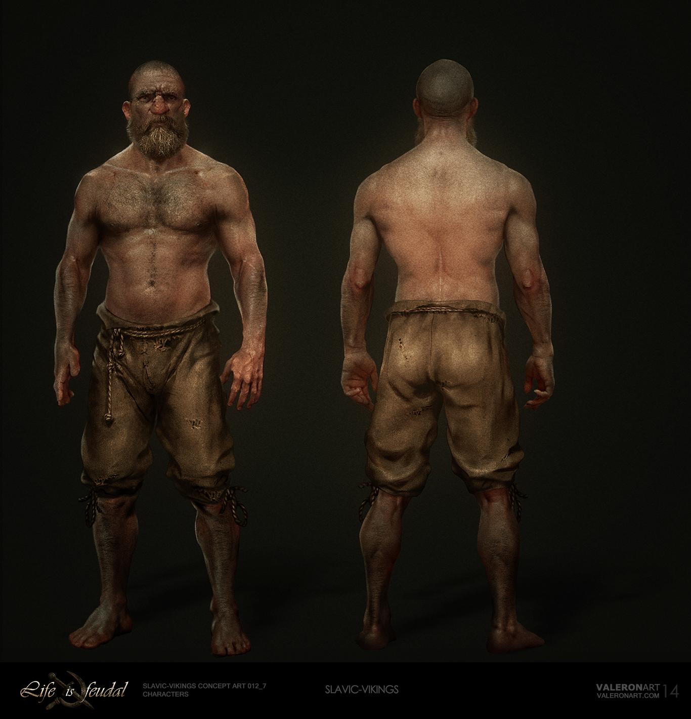 Life is feudal - Slavic-Vikings