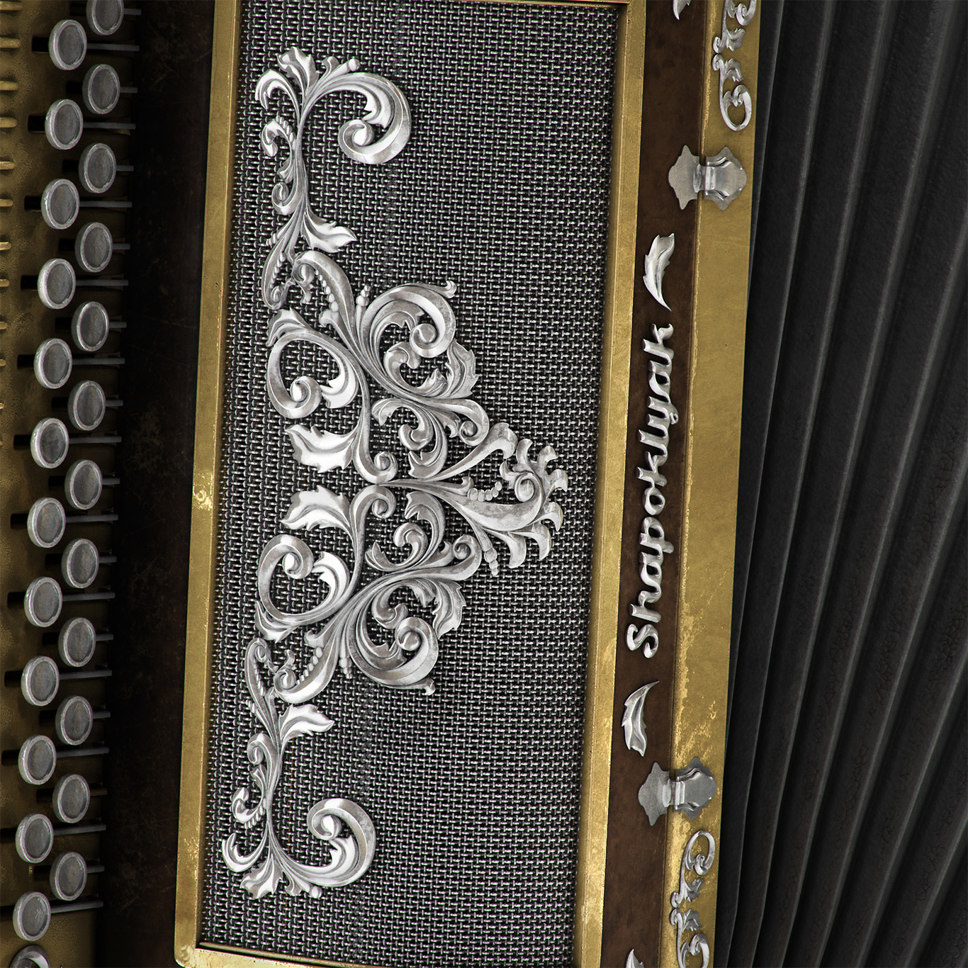 MrMusiCroman by Vlad-zorg | Steampunk | 3D | CGSociety