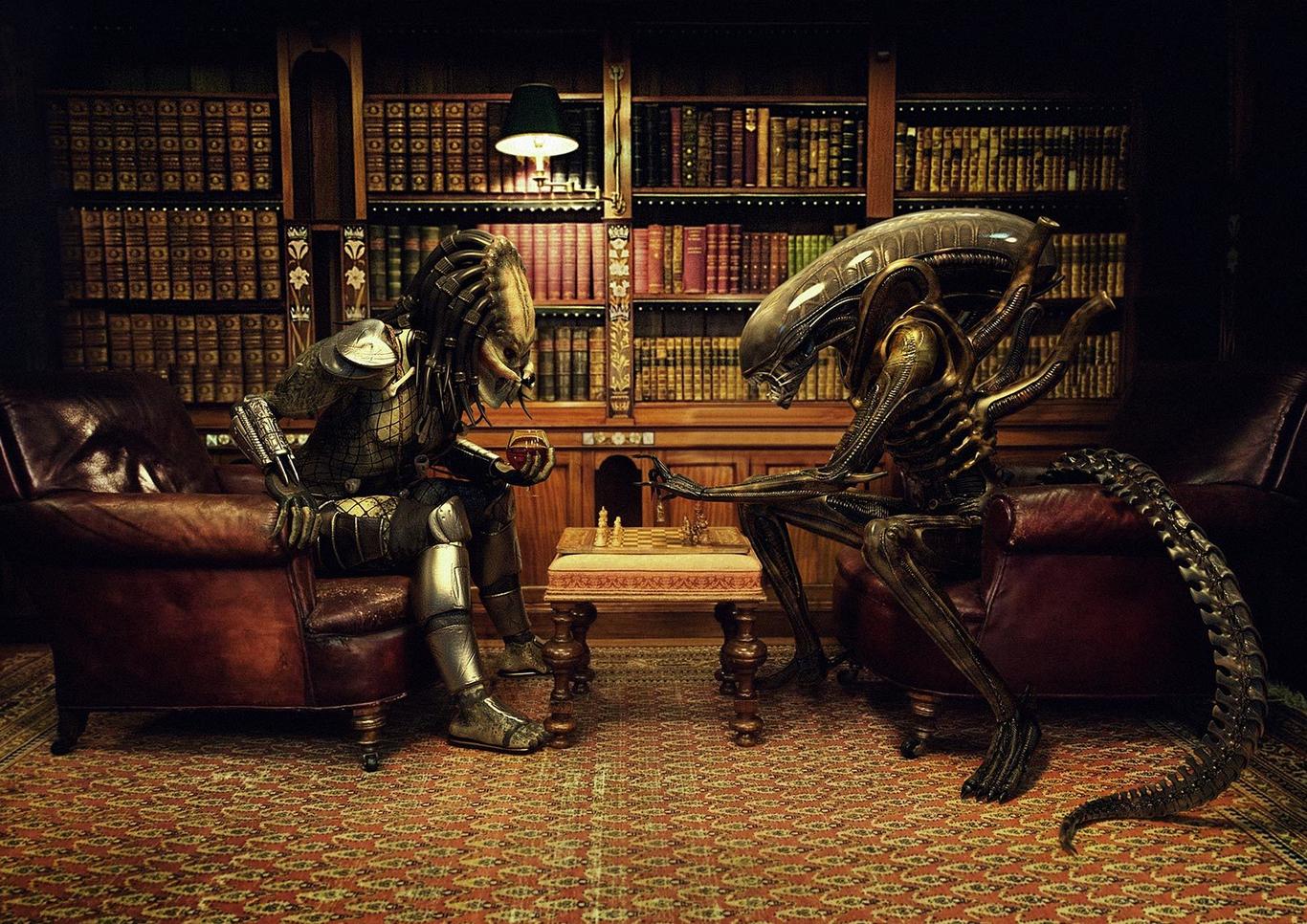 Xidon alien vs predator ch 1 f96761a0 0i4w