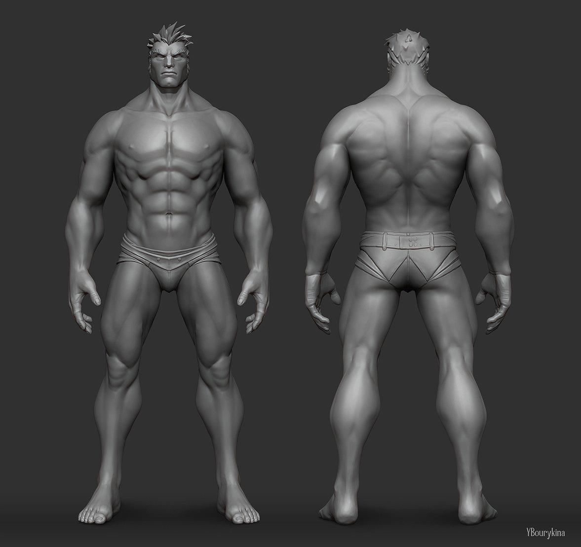 automob 3d anatomy tutorial - HD1177×1109