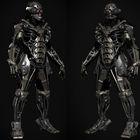 Alien Concept Scifi