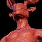 Hern - sculpt