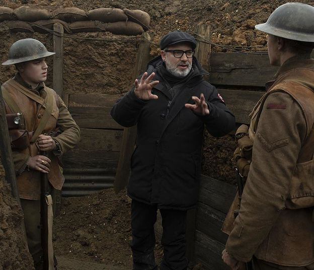 Behind the Scenes of WWI Epic: 1917