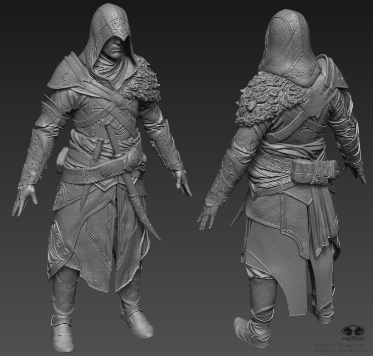 Tips and Tricks for Advanced Modeling for Games with Mariano