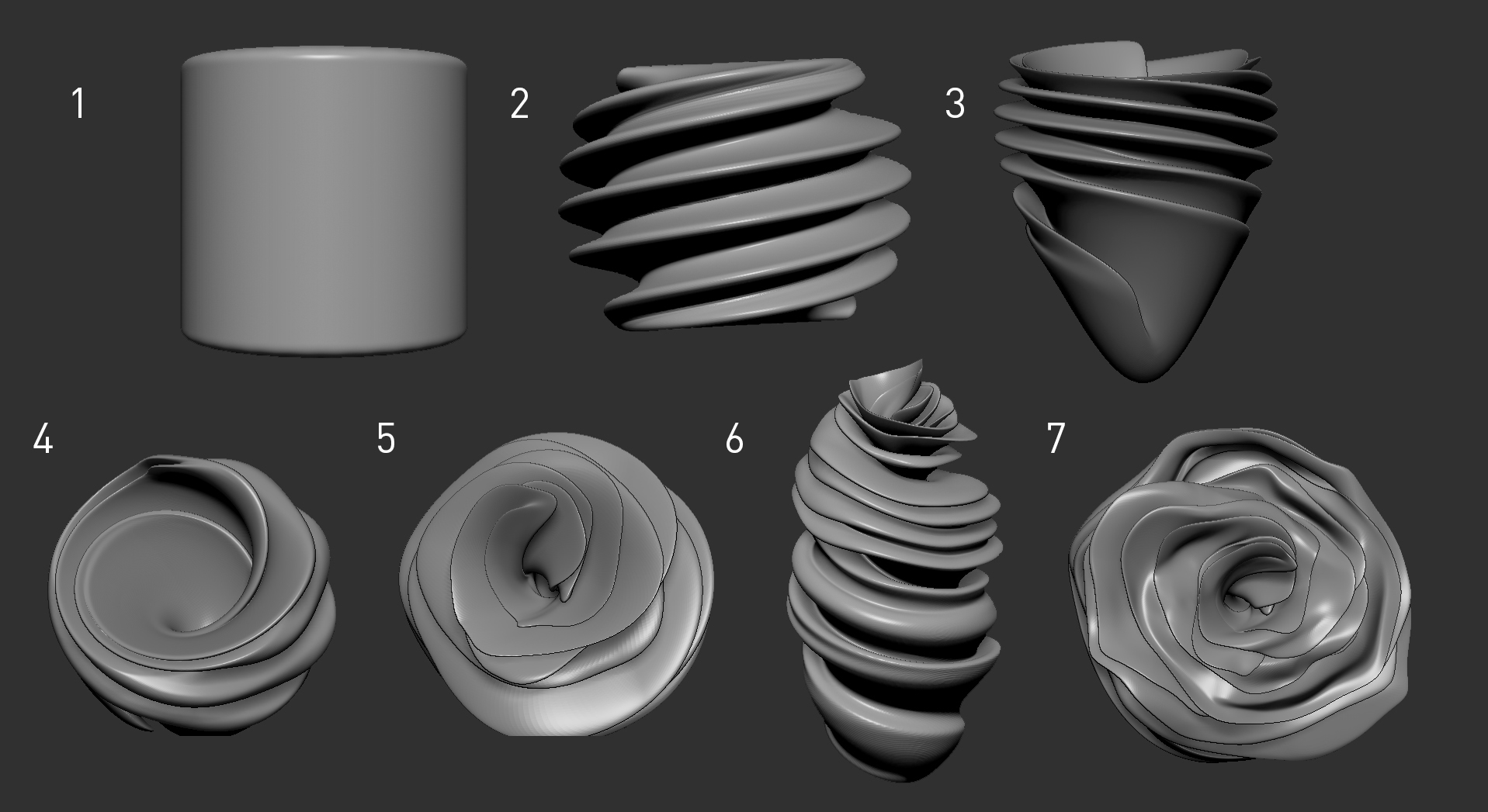 Creating High-Poly Vegetation in ZBrush, with Liz Kirby