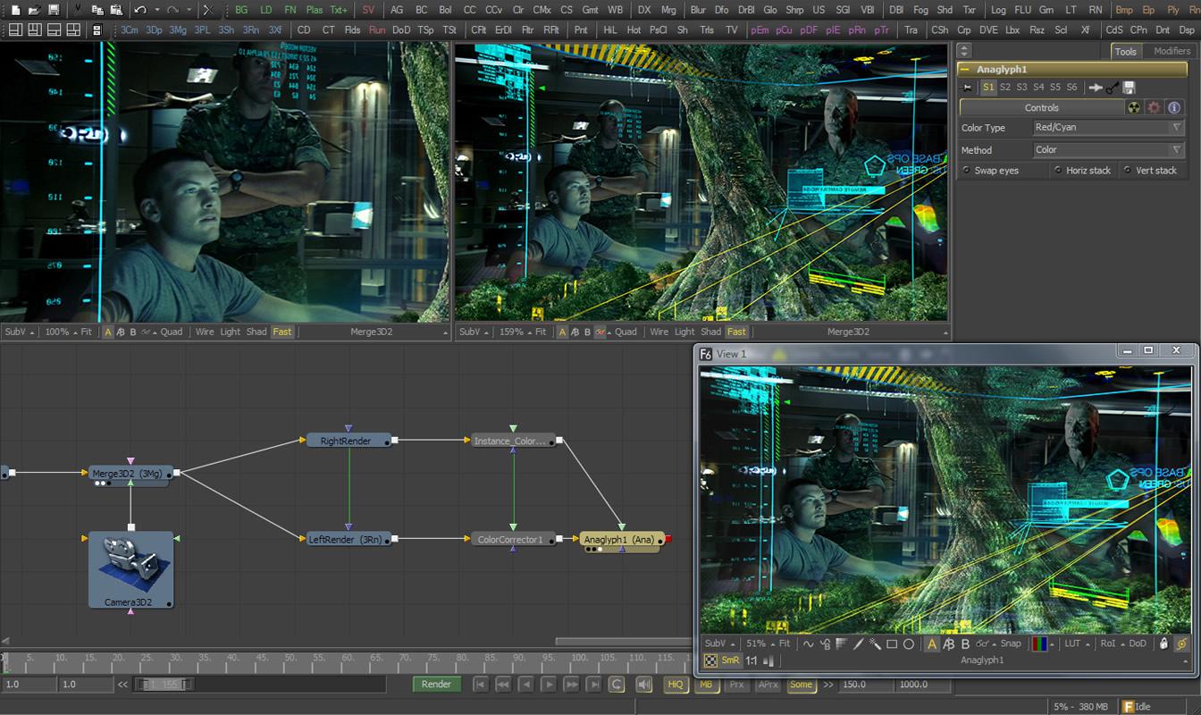 Blackmagic Design Announces Fusion 8 1 Update Article Cgsociety